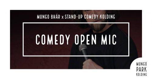 Comedy Open-Mic Kolding